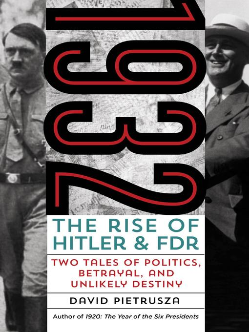 Title details for 1932 by David Pietrusza - Available
