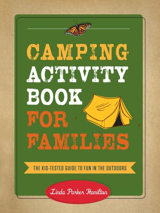 Title details for Camping Activity Book for Families by Linda Hamilton - Available