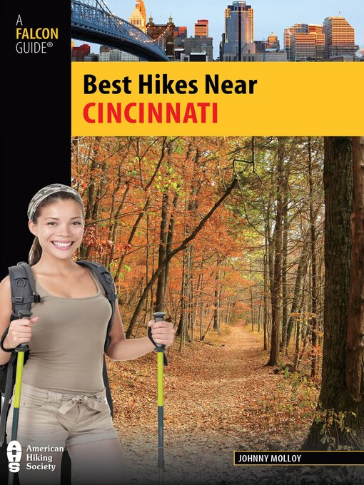 Title details for Best Hikes Near Cincinnati by Johnny Molloy - Available