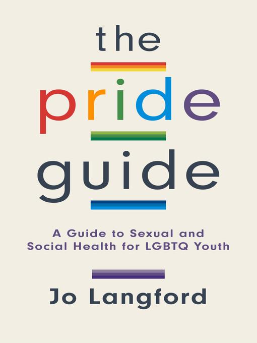 Title details for The Pride Guide by Jo Langford - Available