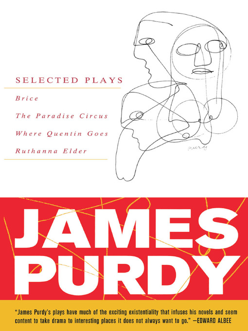 Cover of James Purdy