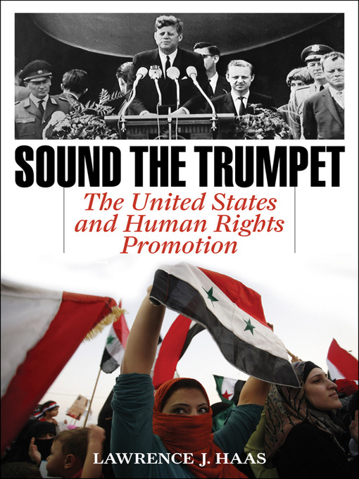 Title details for Sound the Trumpet by Lawrence J. Haas - Wait list