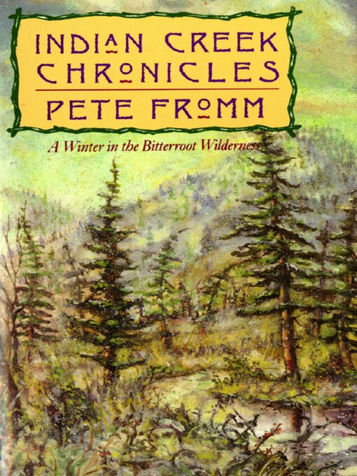 Cover of Indian Creek Chronicles