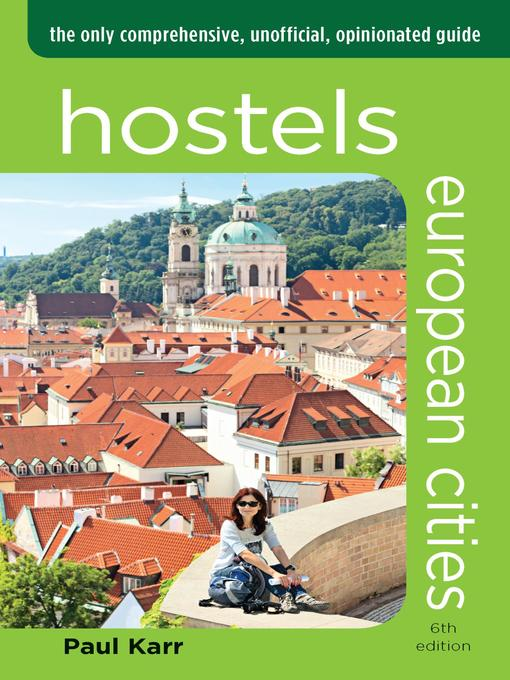 Title details for Hostels European Cities by Paul Karr - Available