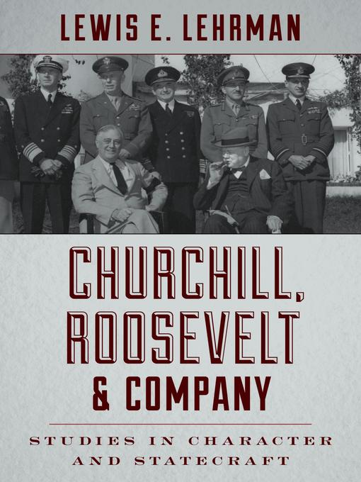 Cover of Churchill, Roosevelt & Company
