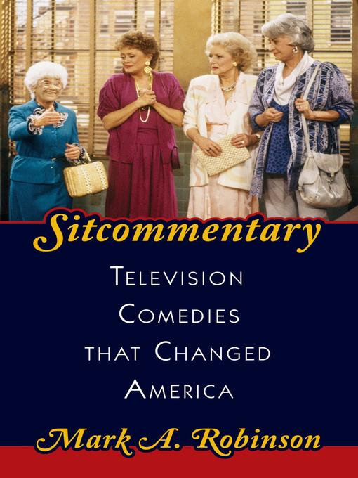 Title details for Sitcommentary by Mark A. Robinson - Available