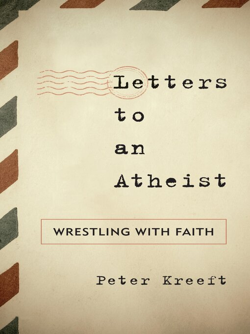 letter atheist Dear atheist: i understand that you claim that god does not exist without question, you desire proof of something before you believe it on that basis, you just blindly accept the explanation postulated by many in the scientific community regarding how everything started and works.