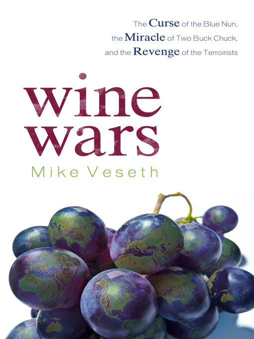 Cover of Wine Wars