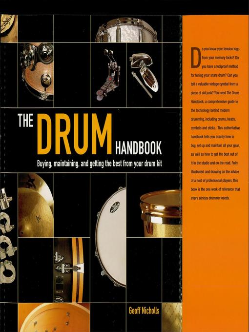 Title details for The Drum Handbook by Geoff Nicholls - Available