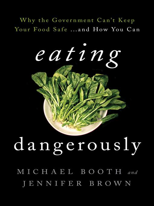 Title details for Eating Dangerously by Michael Booth - Available