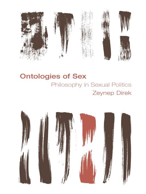 Title details for Ontologies of Sex by Zeynep Direk - Available