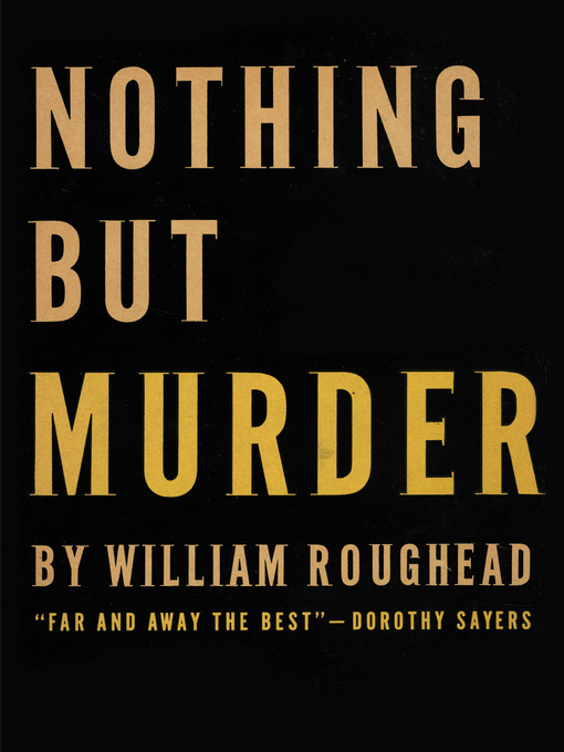 Cover of Nothing But Murder