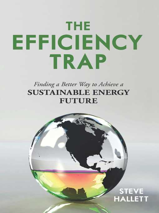 Cover: The Efficiency Trap