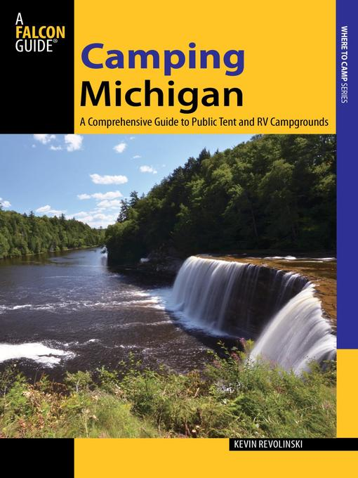 Title details for Camping Michigan by Kevin Revolinski - Wait list
