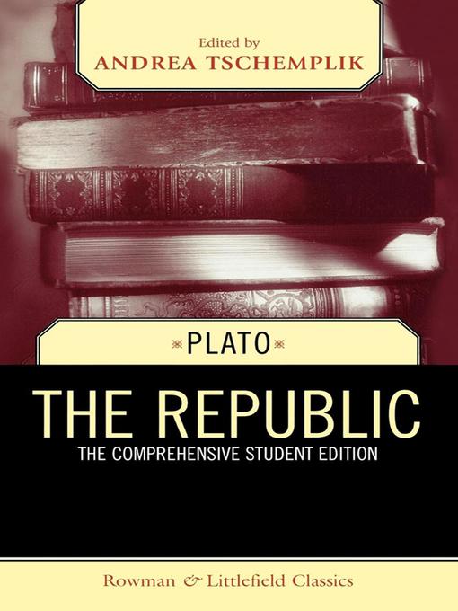 paradox of the republic plato