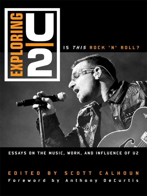 Cover of Exploring U2