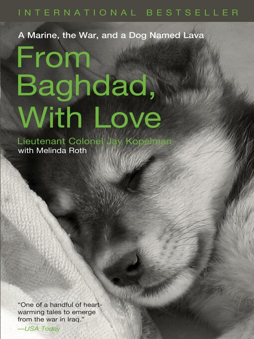 Cover of From Baghdad with Love
