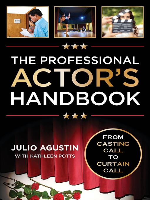 Title details for The Professional Actor's Handbook by Julio Agustin - Available