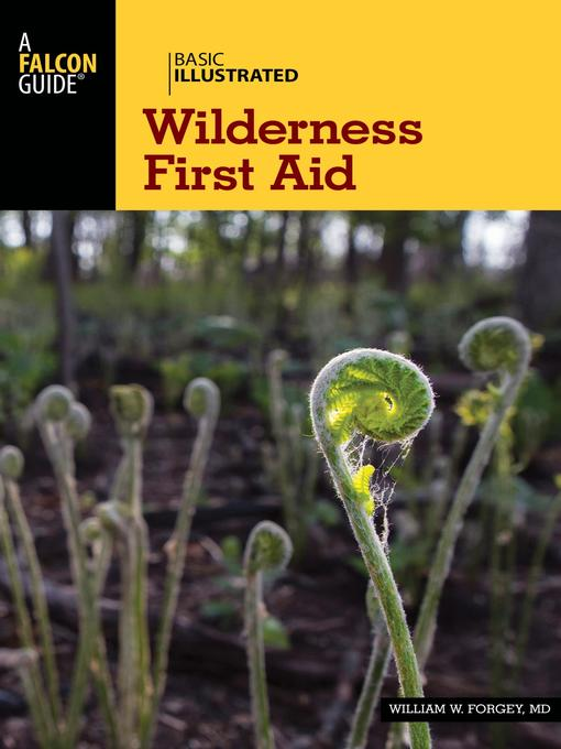 Cover of Basic Illustrated Wilderness First Aid