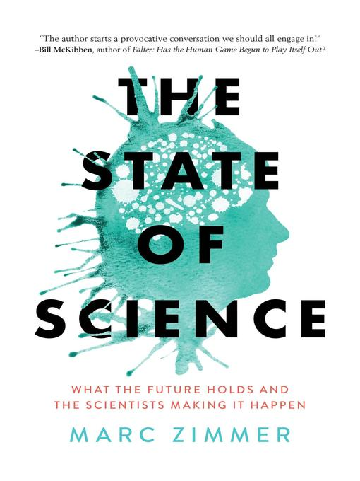 Title details for The State of Science by Marc Zimmer - Available