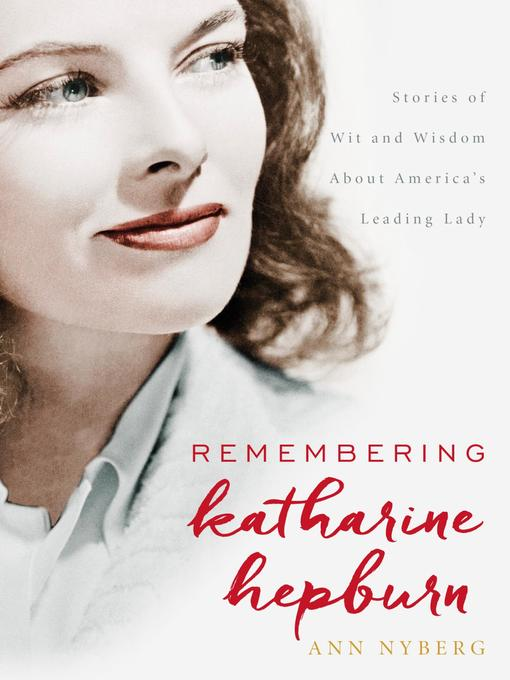 the life and career of katharine hepburn The great lady of film, katharine hepburn is my number one favorite actress of all time she was truly a film icon learn more about her career.