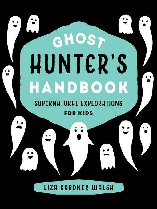 Cover of Ghost Hunter's Handbook