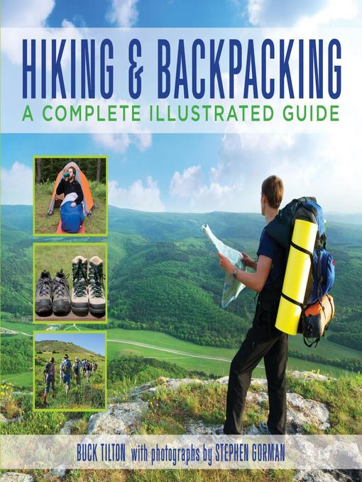 Cover of Knack Hiking & Backpacking