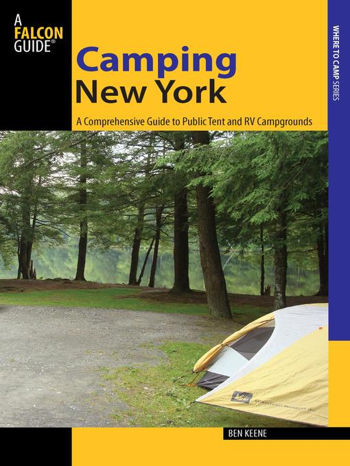 Title details for Camping New York by Ben Keene - Available