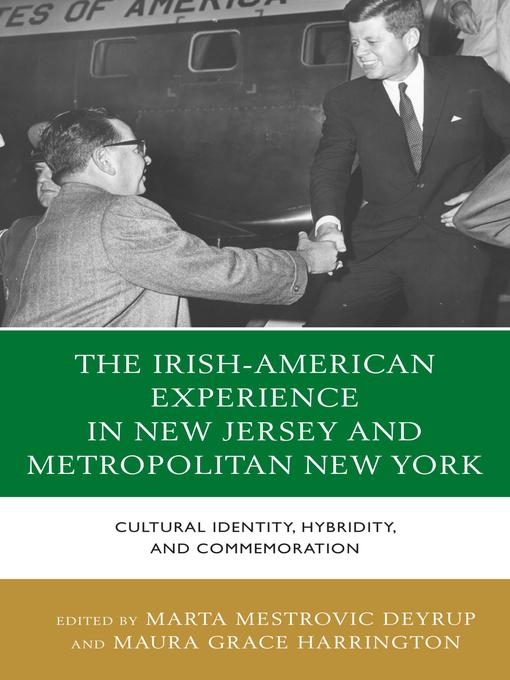 Cover of The Irish-American Experience in New Jersey and Metropolitan New York