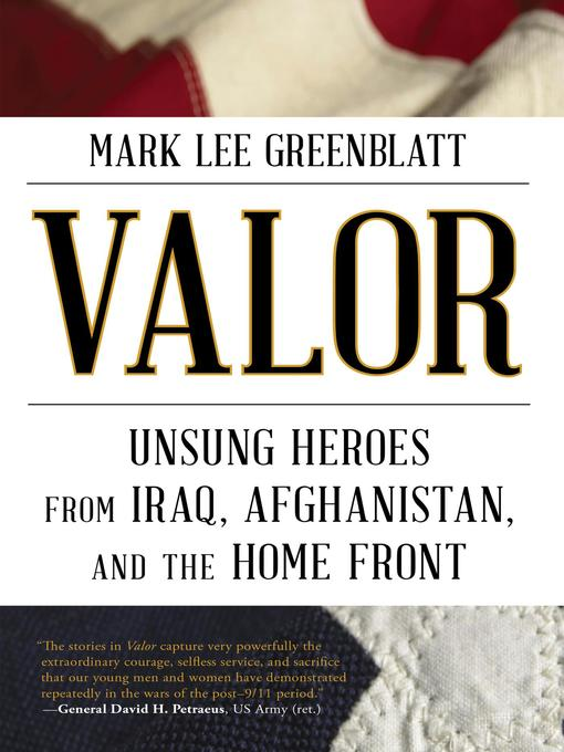 Title details for Valor by Mark Lee Greenblatt - Available