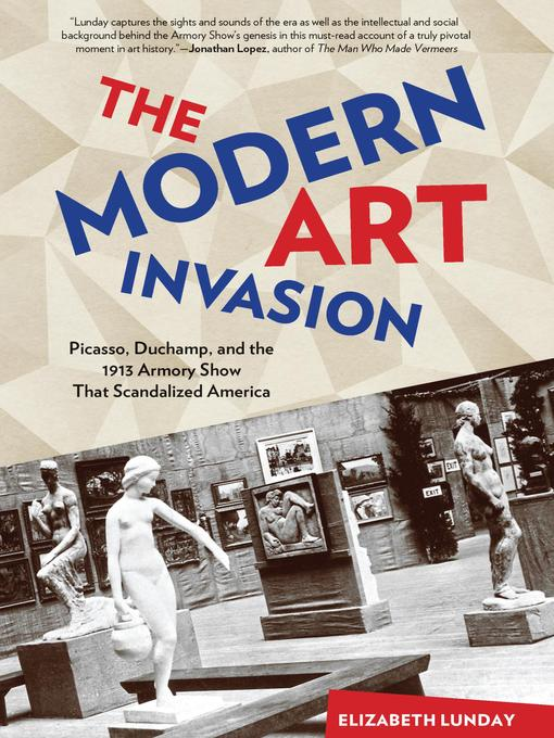 Title details for Modern Art Invasion by Elizabeth Lunday - Available