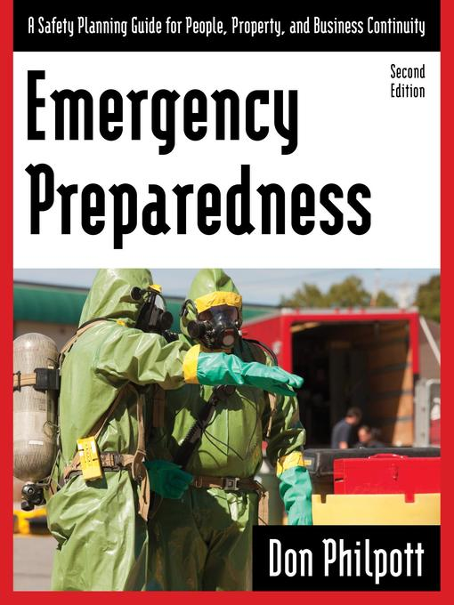 Title details for Emergency Preparedness by Don Philpott - Available