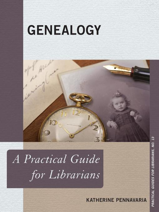 Cover image for Genealogy