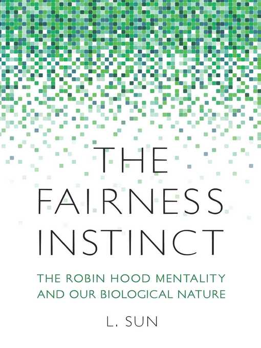 Cover of The Fairness Instinct