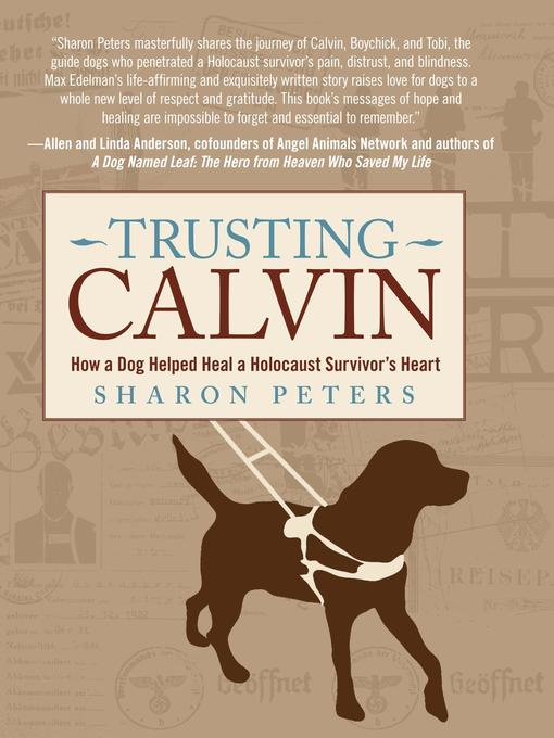 Title details for Trusting Calvin by Sharon Peters - Available