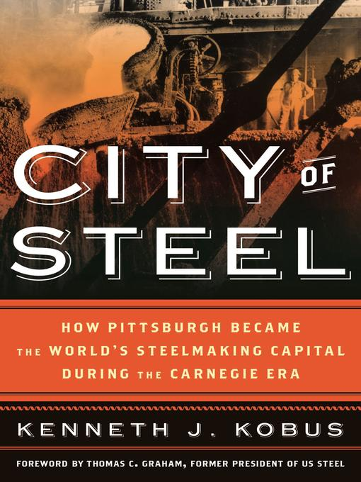 Cover of City of Steel