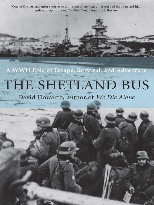 Title details for Shetland Bus by David Howarth - Available