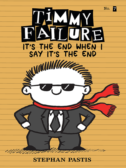 Title details for It's the End When I Say It's the End by Stephan Pastis - Wait list