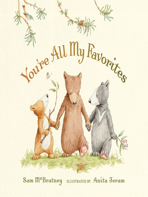 Title details for You're All My Favorites by Sam McBratney - Wait list