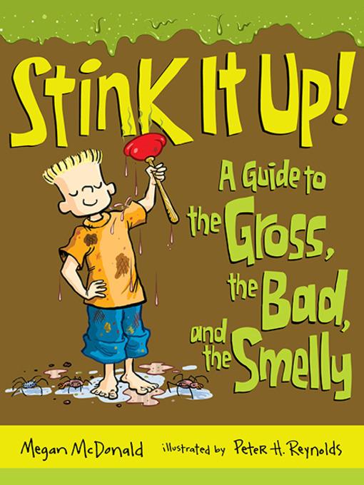 Stink It Up! by Megan McDonald