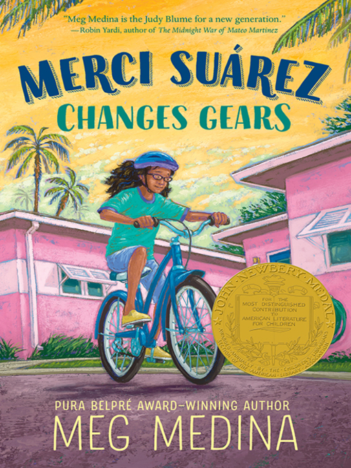 Cover image for book: Merci Suárez Changes Gears