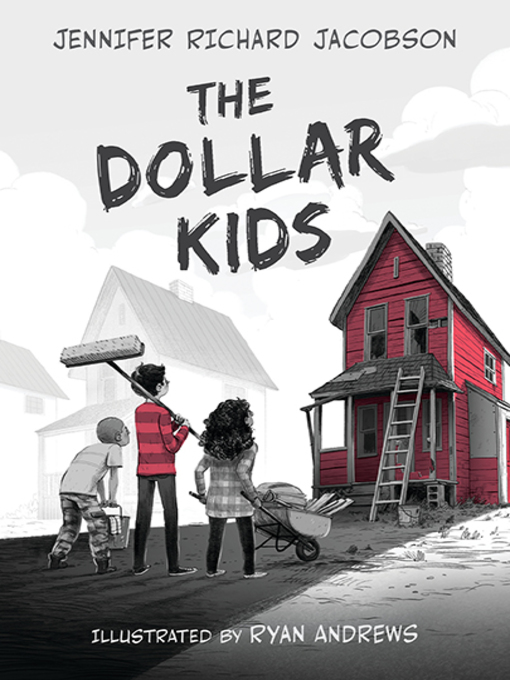 Title details for The Dollar Kids by Jennifer Richard Jacobson - Available