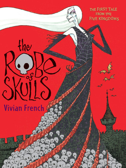 Title details for The Robe of Skulls by Vivian French - Available