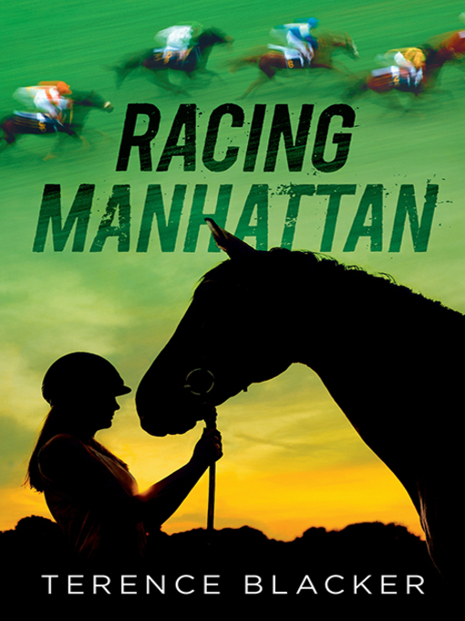 Cover of Racing Manhattan