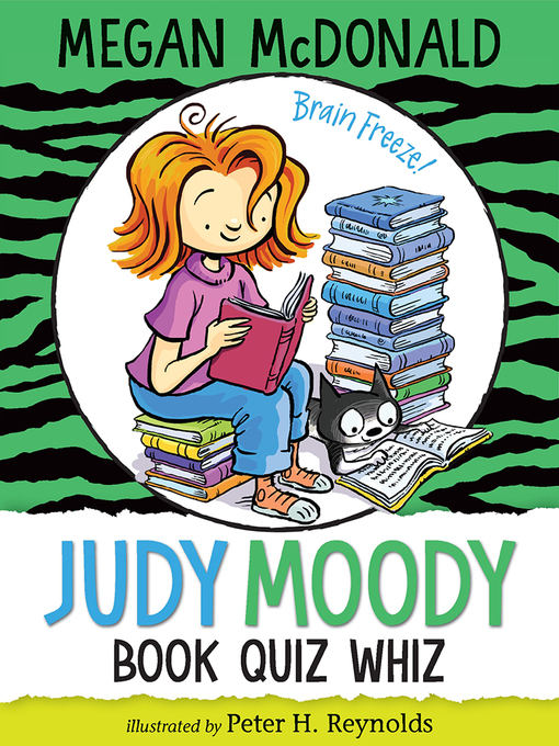 Title details for Judy Moody, Book Quiz Whiz by Megan McDonald - Wait list