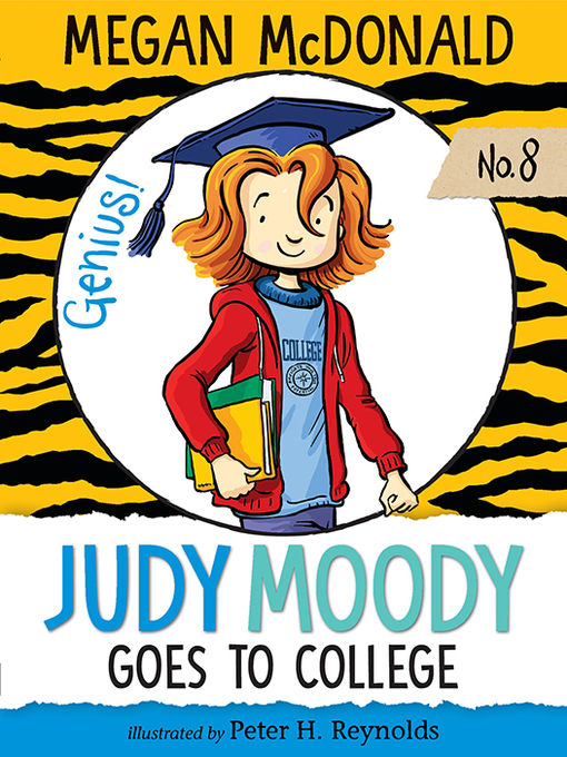 Title details for Judy Moody Goes to College by Megan McDonald - Available