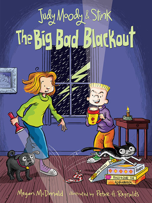 Title details for The Big Bad Blackout by Megan McDonald - Available