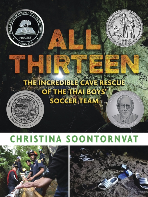 Title details for All Thirteen by Christina Soontornvat - Wait list