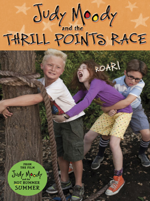 Title details for Judy Moody and the Thrill Points Race by Jamie Michalak - Available
