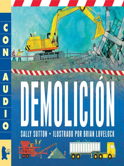 Title details for Demolicion by Sally Sutton - Available